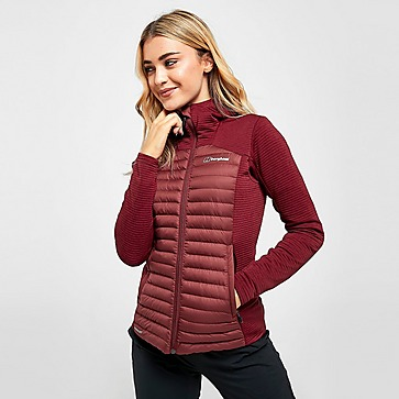 Berghaus Nula Hybrid Jacke Damen