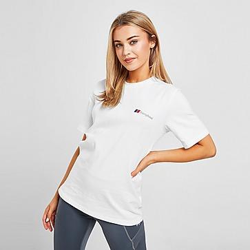 Berghaus Small Logo Boyfriend T-Shirt Damen