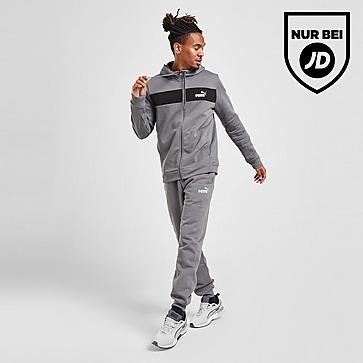 Puma Fleece Full Zip Trainingsanzug Herren
