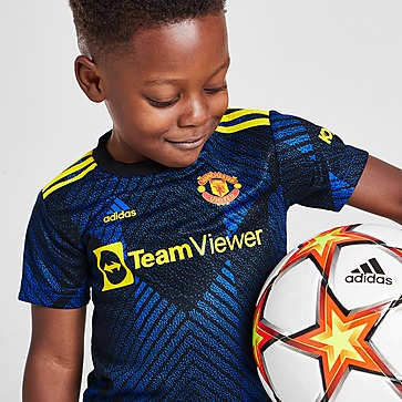 adidas Manchester United FC 2021/22 Third Kit Baby