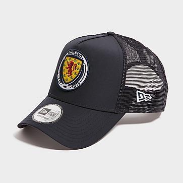New Era Scotland Trucker Cap