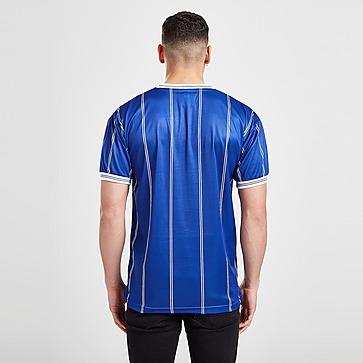 Score Draw Leicester Cty FC '84 Home Retro Shirt Herren