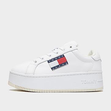 Tommy Jeans Flatform Flag Sneaker Damen
