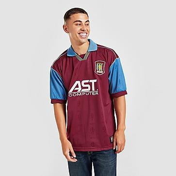Score Draw Aston Villa FC '96 Retro Home Shirt Damen