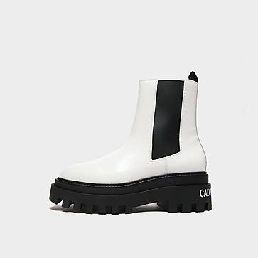 Calvin Klein Jeans Platform Chelsea Boots Damen