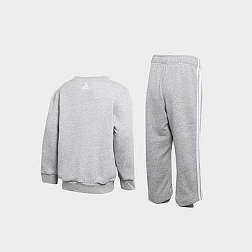 adidas Linear Essential Crew Trainingsanzug Kleinkinder