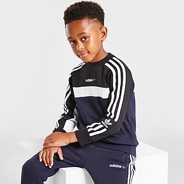 adidas Originals Itasca Crew Neck Trainingsanzug Kleinkinder