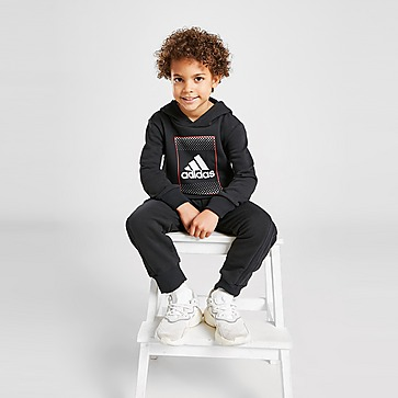 adidas Sport Overhead Graphic Trainingsanzug Kleinkinder