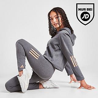 adidas Girls' Badge of Sport Hoodie/Leggings Set Kinder