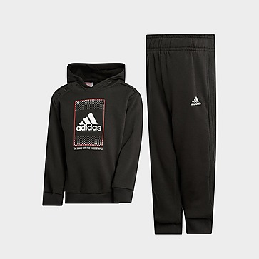 adidas Badge Of Sport Overhead Trainingsanzug Baby