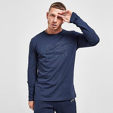 BOSS Langarmshirt  T-Shirt Herren
