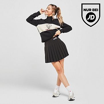Ellesse Pleat Mid Rise Tennis Rock Damen