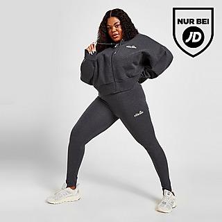 Ellesse Core Plus Size Logo Leggings Damen