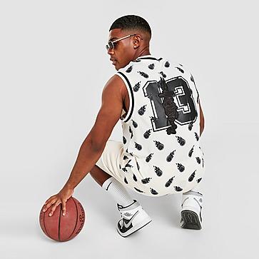 SikSilk x Space Jam Repeat Basketball Tanktop Herren