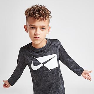 Nike Dri-FIT Langarmshirt  T-Shirt Kleinkinder