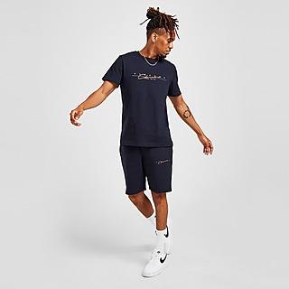 Closure London Modern T-Shirt/Shorts Twinset