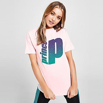 Prince Large Logo T-Shirt Damen