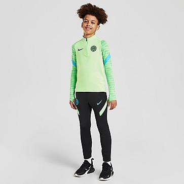 Nike Inter Milan Training Strike Top Kinder