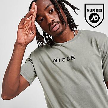 Nicce Cent Logo T-Shirt Herren