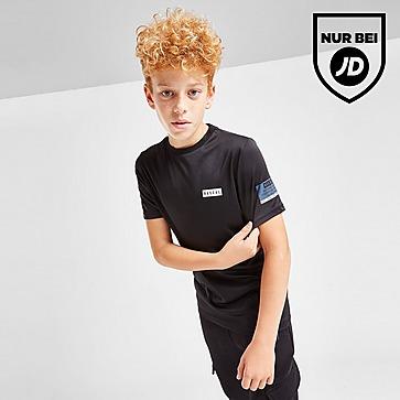 Rascal Pop Linear Poly T-Shirt Kinder