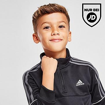 adidas Match Quarter Zip Trainingsanzug Kleinkinder