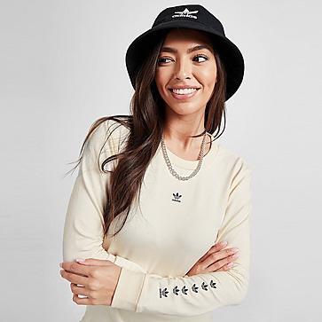 adidas Originals Micro Trefoil Langarmshirt Damen