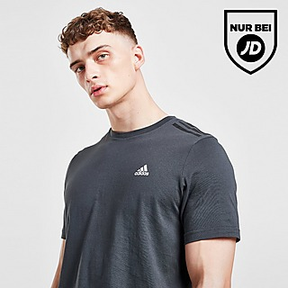 adidas Badge of Sport 3-Stripes T-Shirt Herren