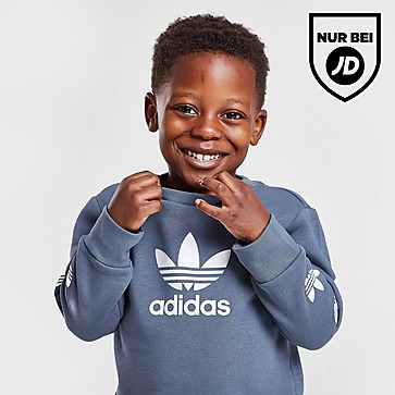 adidas Originals Repeat Trefoil Crew Trainingsanzug Baby