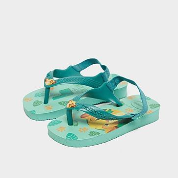 Havaianas Simba Flip Flops Baby
