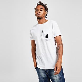 Brave Soul Utility Chest MA1 T-Shirt