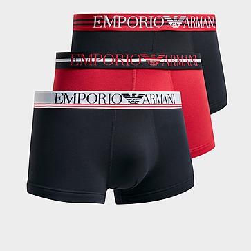 Emporio Armani Essentials 3er-Pack Boxershorts Herren