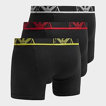 Emporio Armani 3-Pack Boxershorts Herren