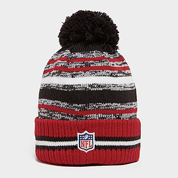 New Era NFL Atlanta Falcons Pom Pom Beanie