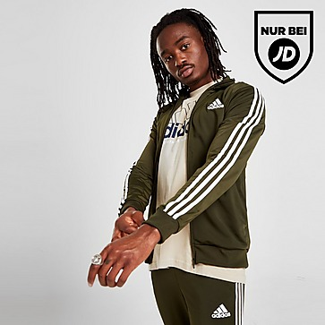 adidas Badge of Sport 3-Stripes Poly Trainingsoberteil Herren