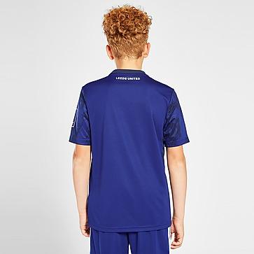 adidas Leeds United FC 2021/22 Away Trikot Kinder