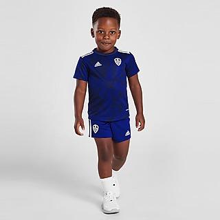 adidas Leeds United FC 2021/22 Away Kit Baby