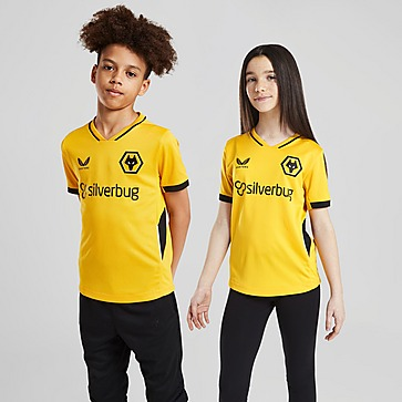 Castore Wolverhampton Wanderers 21/22 Home Shirt Kinder