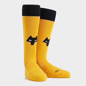 Castore Wolverhampton Wanderers 21/22 Home Socken Kinder