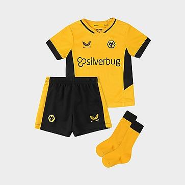 Castore Wolverhampton Wanderers FC 2021/22 Home Kit Baby