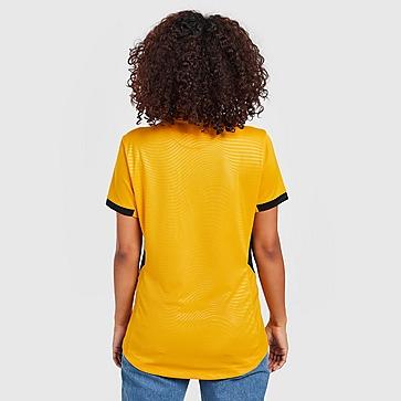 Castore Wolverhampton Wanderers 2021/22 Home Shirt Damen