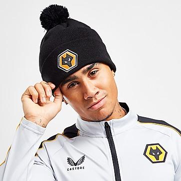 Castore Wolverhampton Wanderers FC Premium Bobble Mütze