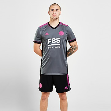 adidas Leicester City FC 2021/22 Third Shorts Herren