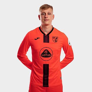 Joma Norwich City FC Langarmshirt Herren Third Shirt