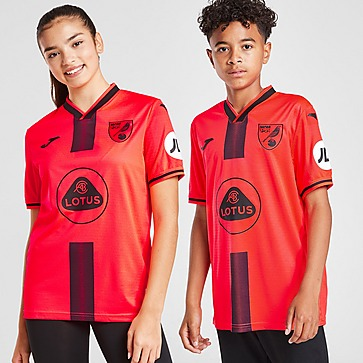 Joma Norwich City 2021/22 Third Shirt Kinder