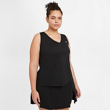 Nike NikeCourt Victory Damen-Tennis-Tanktop (große Größe)