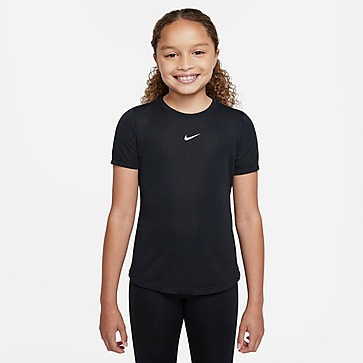 Nike Girls' Fitness One T-Shirt Kinder