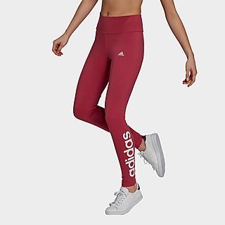 adidas Essentials High-Waisted Logo Leggings