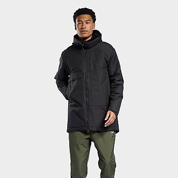 Reebok outerwear urban fleece parka