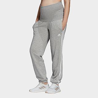 adidas Essentials Cotton 3-Streifen Hose – Umstandsmode