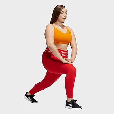 adidas Training Aeroknit High-Rise 7/8-Tight – Große Größen